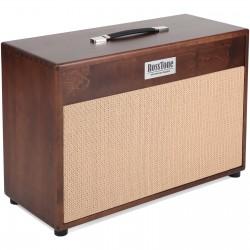 Speaker Cabinet 212H BrownWood Gold V30