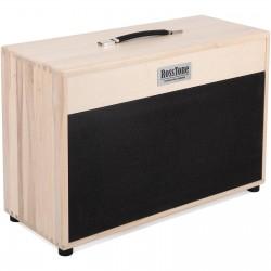 Speaker Cabinet 212H WhiteWood Black V30